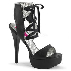 5 34 High Heel, 1 34 Platform Lace-Up Peep Toe Stiletto Shoesstyles: Wide Width Drag Dragqueen Extended Plus Sizes Clubbing Exotic Gogo Dancer Cosplay Black Heels, Black Sandals, High Heels, Lace Up Sandals, Dress Sandals, Ballerinas, Stiletto Shoes, Shoes Heels, Heel Boots