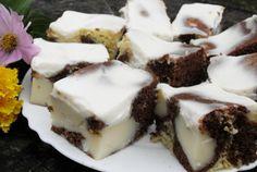 Trio kolač izvrstan jeftin a puno ga dođe - Slasticarna online Cheesecake, Cooking Recipes, Pudding, Cupcakes, Food, Party, Cheese Cakes, Chef Recipes, Custard Pudding