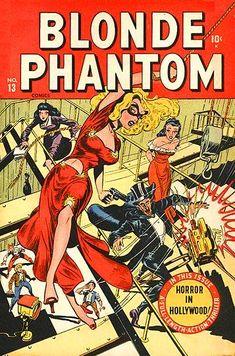 blonde phantom -