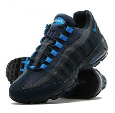 purchase cheap 24781 db10f nike air max 95 armory navy blue 04 570x562 Nike Air Max 95 Armory Navy Blue