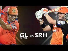 IPL 2017 SRH vs GL live Match Preview || SRH vs GL Playing XI || SRH vs ...