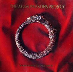 The Alan Parsons Project - Vulture Culture (Vinyl, LP, Album) at Discogs Rock Album Covers, Music Album Covers, Alan Parsons Project, Vintage Rock, Vulture, Cover Art, Class Ring, Lp Album, Projects