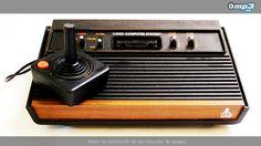 Atari cumplió 40 años - Aquí les contamos brevemente como fue el camino de los pioneros de las consolas de juegos. ¡Paseny lean! :)  http://blog.mp3.es/atari-llego-a-las-cuatro-decadas/?utm_source=pinterest_medium=socialmedia_campaign=socialmedia