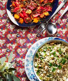 8 Delicious Mother's Day Dinner Recipes | This light but satisfying dish falls somewhere in between a side and a salad. Fregola is a variety of small toasted pasta that originally hails from Sardinia. Compared to normal couscous, it's heavier and nuttier. #mothersdayrecipes #realsimple #mothersdayideas #giftideas Great Recipes, Favorite Recipes, Interesting Recipes, Brunch Recipes, Dinner Recipes, Mothers Day Dinner, Vegetarian Recipes, Cooking Recipes, Food N