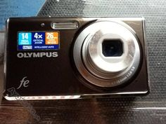 Olympus-Fe-4020 Fes, Olympus, Mp3 Player, Gadgets, Packing, Bag Packaging, Gadget