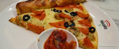 Sbarro – When taste beats calorie concern- Pizzas are not the healthiest food for the body. However, when it comes to nourishing the soul, they have little competition. To satiate the soul hunger of the foodies in Delhi, a host of pizza places have sprouted all over NCR. We were craving for authentic US style pizza one evening and spotted Sbarro at Connaught Place. The next one half and a hours here were sheer heaven. Read full post here…