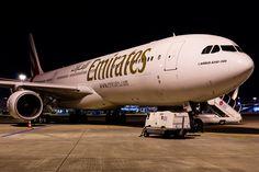 Emirates Airbus A340-541