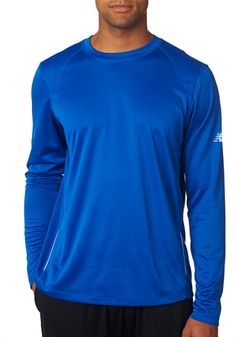 New Balance Men's Tempo Long-Sleeve Performance T-Shirts NB9119