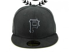 factory authentic 7986a 5775f Custom NEW ERA x MLB「Pittsburgh Pirates」59Fifty Fitted Baseball Cap Fitted  Baseball Caps