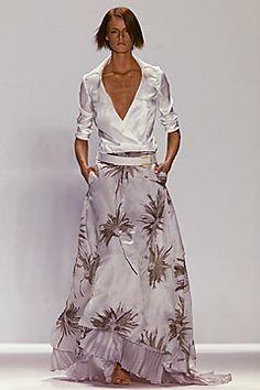 Carolina Herrera Spring 2002