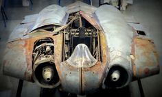 "The Only Surviving Horten Ho 229 - ""Hitler's Stealth fighter"""