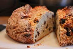 Irish Soda Bread | TheCornerKitchenBlog.com #recipe #sodabread