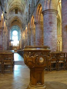 Cathedral of St Magnus Orkney Scotland