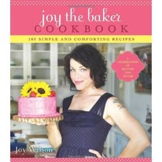 I love her writing, love her blog, love her cookies, cakes, and crumbles.  Can't wait to get this book!