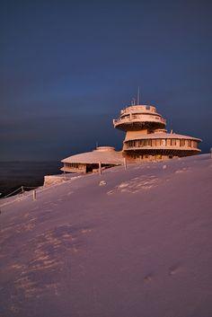 Meteorologická stanice v Krkonoších, Czech 10 Picture, My Heritage, Krakow, Homeland, Croatia, Winter Resorts, Beautiful Places, National Parks, Mountains