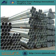 Q235 adjustable construction scaffolding galvanized tubing prices Email:Sales5@zjststeel.com Tel:+8615226592835 Web:www.zjststeel.com