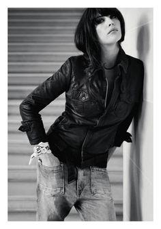 [photoshoot] Liv Tyler, photoshoot de Anton Corbijn | Into the Screen