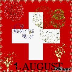 Wünsche einen geruhsamen Schweizer Nationalfeiertag Swiss People, Red Cross, Invitations, Advertising, Traditional, Shirts, Travel, Cute Cards, Switzerland