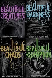 beautiful creatures almost finished with book 1. Can't wait to read the next one!