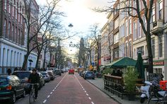 Witte de Withstraat Rotterdam, Street View