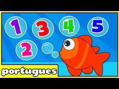 12345 Once I Caught A Fish Alive - 12345 Uma vez que eu travei um peixe vivo - Musica Infantil - YouTube