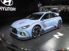 Montreal 2017: Hyundai RN30 concept further explained (videos)