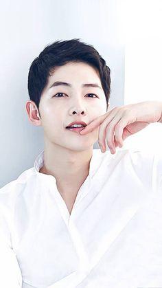 ☺ Song Joong Ki you miss Park Bo Gum and Lee Hyun Woo Park Yoochun Micky good Love gay Crying okay. Song Hye Kyo, Song Joong, Sung Jong Ki, Lee Jong Suk, Lee Hyun, Hyun Woo, W Kdrama, Kdrama Actors, Daejeon