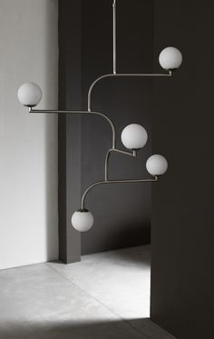 New lighting by Pholc at Stockholm Furniture & Light Fair