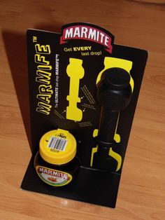 Rare & Collectable Marmite Marmife Gift Set **BRAND NEW** in Collectables, Advertising, Food   eBay
