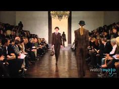 We check out the latest Ralph Lauren collection for the 2012 Fall and Winter season at New York Fashion Week.