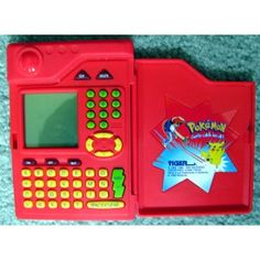 Ah, my toy pokedex! You could also type in the name. Is this worth the price some people are asking for on here?