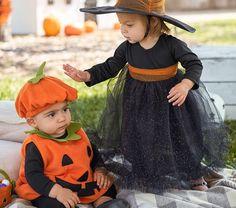 Baby Girls Boys For Bebe Cosplay Halloween Baby Kid Pumpkin Sibling Halloween Costumes, Sibling Costume, Toddler Halloween, Cute Halloween, Halloween Dress, Family Halloween, Halloween House, Halloween 2019