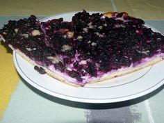 Jak upéct borůvkový koláč s tvarohem | recept Tiramisu, Cheesecake, Ice Cream, Pudding, Pie, Yummy Food, Sweets, Cooking, Ethnic Recipes