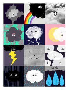 Rob Hodgson — Clouds