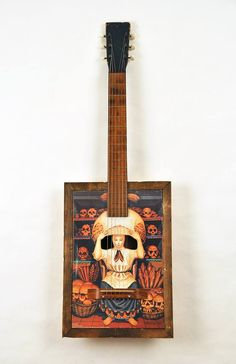 Homemade Guitar