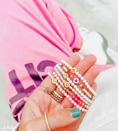 Trendy Jewelry, Cute Jewelry, Jewelry Ideas, Little Things, Preppy, Cute Outfits, Bling, Jewels, Bracelets