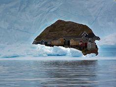 Eisiger Durchblick hat folgende Stichwörter: Ostgrönland,  Ammassalik.