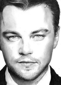 Leonardo Di Caprio by *sammytvr on deviantART