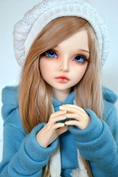 Uploaded by Spont. Find images and videos about doll and bjd on We Heart It - the app to get lost in what you love. Anime Dolls, Ooak Dolls, Blythe Dolls, Beautiful Barbie Dolls, Pretty Dolls, Ball Jointed Dolls, Fille Anime Cool, Enchanted Doll, Cute Baby Dolls