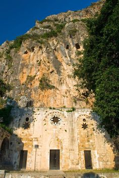 Cave church, St. Peter, Antioch, Antakya, Turkey