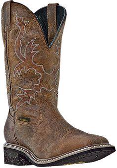 Dan Post Waterproof Nogales Tan Distressed Boots 12 Inch Men Boots DP69791