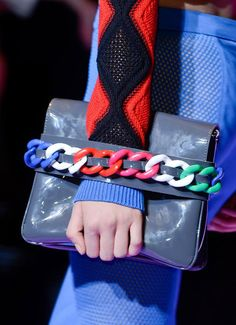 ChainTrend for Spring Summer 2013.  VersusSpring Summer 2013. #bag  #trends