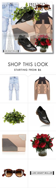 """""""Use the promocode 'WELCOME' for a £50 discount!!"""" by dianagrigoryan ❤ liked on Polyvore featuring adidas Originals, Nearly Natural, Lee Savage and H&M"""