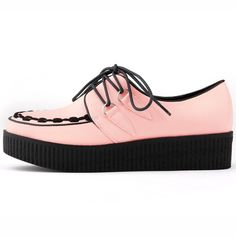 ZriEy Women Lace Up Platform Shoes Matt leather Pink size 7.5. Manmade Material((Synthetic Matt leather))/Patent PU/New Style/Good shockproof, buffer performance, heat insulation, thermal insulation and excellent stability at low temperature.Moistureproof, water resistant performance is good, has the very high skid resistance. Engineering mechanics design, smooth walk not tired feet, the foot care for women's health. Comfortable, relieve stress, make people more confident. Shoelace match...
