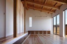 LHA, lambiasi + hayashi architects, inc. has completed the 'mini step house'