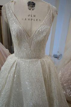 Lazaro Wedding Dress, Top Wedding Dresses, Wedding Dress Accessories, Bridal Dresses, Wedding Gowns, Cinderella Dresses, Wedding Beauty, Dream Dress, Marie