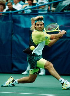 Agassi - You are pretty awesome, too!