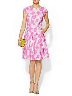 Pim + Larkin Graphic Floral Dress | Piperlime