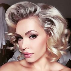 Image result for retro hairstyles