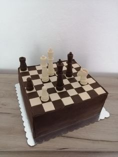 Chess cake by Jelena Brkljac Easy Cake Recipes, Snack Recipes, Dessert Recipes, Chess Cake, Easy Dessert Bars, Cake Games, Cinnamon Cream Cheese Frosting, Pumpkin Spice Cupcakes, Fall Desserts